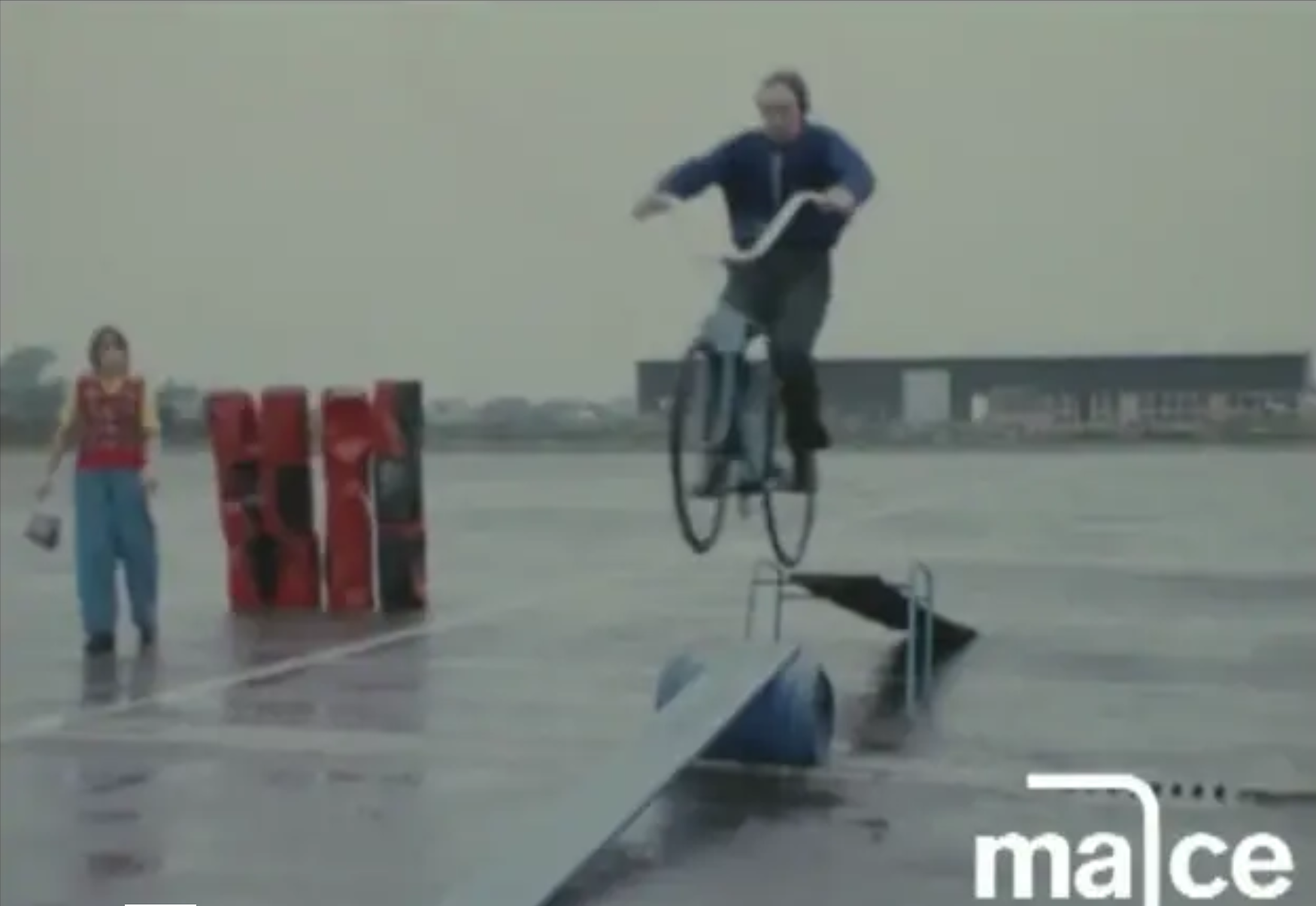 ATV-Today--17-09-1974--Cycling-Stunt-Man---MACE-Archive-1
