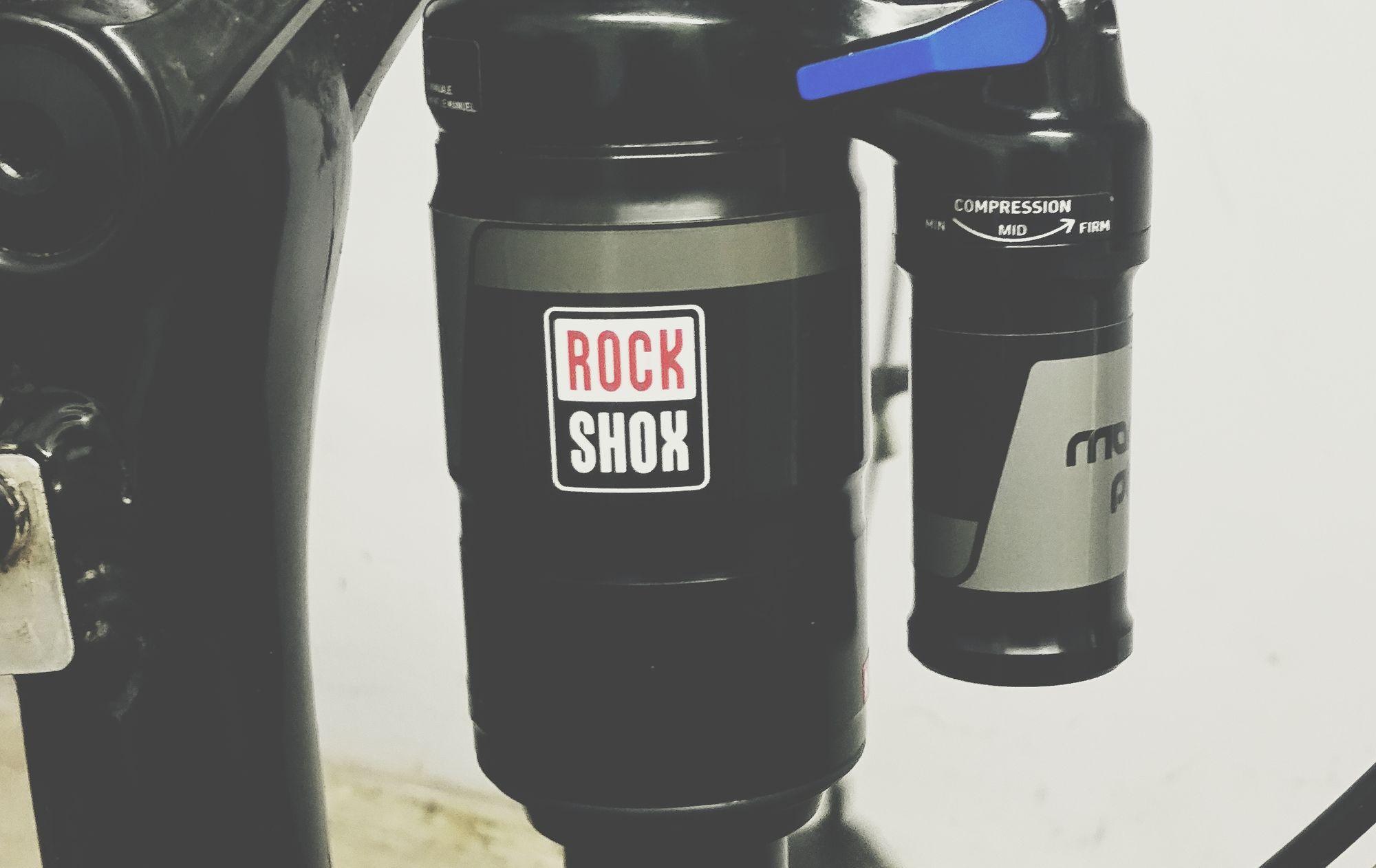 rockshox monarch plus rc3